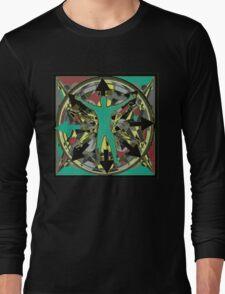 BUBBLEBORN GREENMAN 7 Long Sleeve T-Shirt