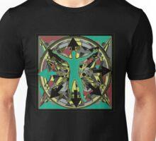 BUBBLEBORN GREENMAN 7 Unisex T-Shirt