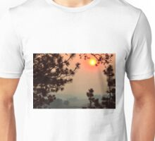 Wildfire Smoke  Unisex T-Shirt
