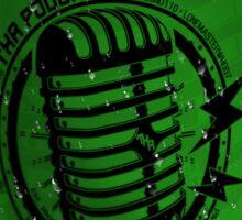 Txr Podcast Sticker