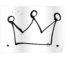 you're my queen Poster