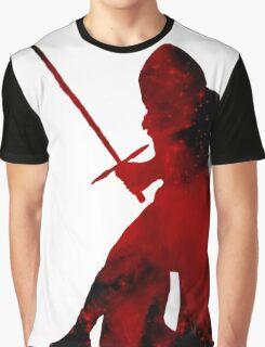 Kylo Ren - Star Wars Graphic T-Shirt