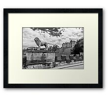 Alnwick Castle, Northumberland Framed Print