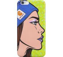 Carhartt Girl iPhone Case/Skin