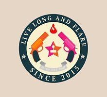Achievement Hunter - Live Long and Flare  Unisex T-Shirt