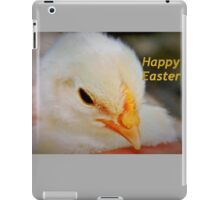 Happy Easter Chick iPad Case/Skin