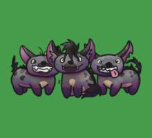 Hyena Cuties Kids Tee