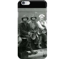 Rosie Riveters on a Steel Beam iPhone Case/Skin