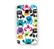 Monster Pattern Samsung Galaxy Case/Skin