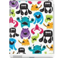 Monster Pattern iPad Case/Skin