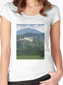 Napa Valley - Sterling Vineyards Women's Fitted Scoop T-Shirt