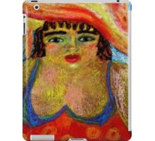 I Don't Know Why iPad Case/Skin