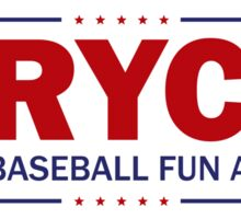 Bryce - Make Baseball Fun Again! Sticker