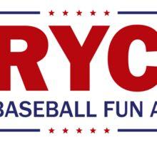 Bryce - Make Baseball Fun Again! Sticker