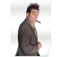 Kramer smoken Poster