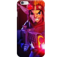 Jk and Dxter iPhone Case/Skin