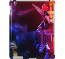 Jk and Dxter iPad Case/Skin