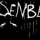 Heisenberg Spray Paint with Heisenberg Shadow - Walter White - Breaking Bad by bleedart