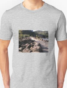 Path to Cataract Gorge, Launceston, Tasmania Unisex T-Shirt