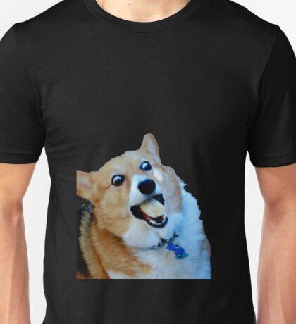 Corgi Banana (snoopy) Unisex T-Shirt