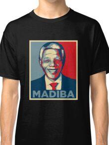 Nelson Mandela. MADIBA Classic T-Shirt