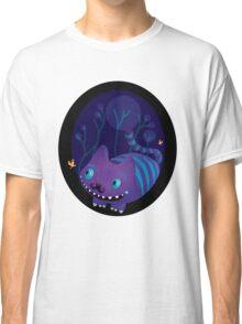 Cheshire the cat  Classic T-Shirt