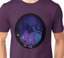 Cheshire the cat  Unisex T-Shirt