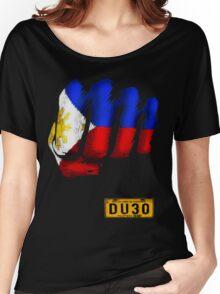 PHist of DU30 Women's Relaxed Fit T-Shirt