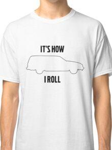 It's how I roll 740 wagon Classic T-Shirt