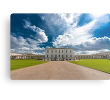 The Queen's House, Greenwich Metal Print