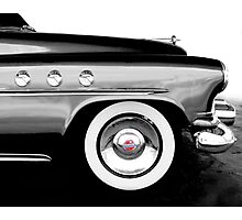 1953 Buick Special - High Contrast Photographic Print