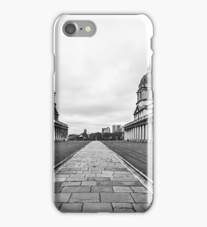 The Old Royal Naval College, Greenwich, England iPhone Case/Skin