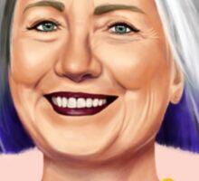hillary clinton for president Sticker