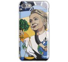 Hillary for President iPhone Case/Skin