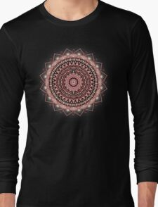 Crystalline Harmonics - Celestial Long Sleeve T-Shirt