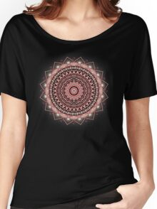 Crystalline Harmonics - Celestial Women's Relaxed Fit T-Shirt