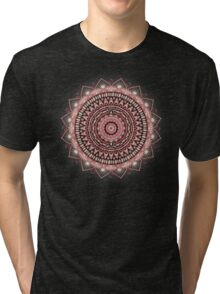 Crystalline Harmonics - Celestial Tri-blend T-Shirt