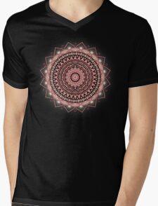 Crystalline Harmonics - Celestial Mens V-Neck T-Shirt