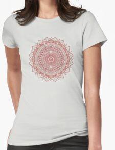 Crystalline Harmonics - Celestial Womens Fitted T-Shirt