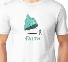 Faith That Moves Unisex T-Shirt