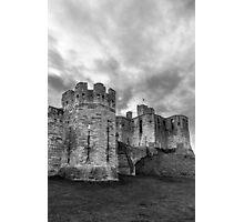 Warkworth Castle, Northumberland, England Photographic Print