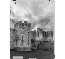 Warkworth Castle, Northumberland, England iPad Case/Skin
