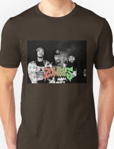Flatbush Zombies Black & White Unisex T-Shirt
