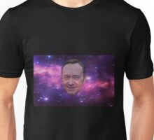 spacey in space Unisex T-Shirt