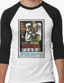 7 faces of dr lao 01 Men's Baseball ¾ T-Shirt