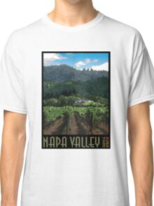 Napa Valley - Far Niente Winery II Classic T-Shirt