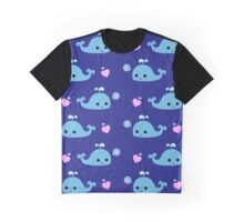Little Whale Graphic T-Shirt