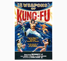 18 weapons of kung fu Unisex T-Shirt
