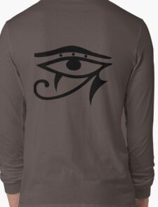 Egyptian Eye Long Sleeve T-Shirt