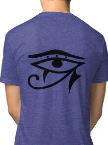 Egyptian Eye Tri-blend T-Shirt